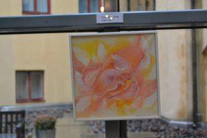 Kolibri från Vinterträdgårdens utställning 2015